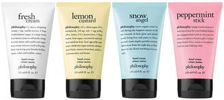 philosophy holiday 4-piece hand cream set