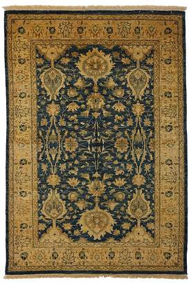 "Bloomingdale's Valley Collection Oriental Rug, 5'2"" x 7'5"""