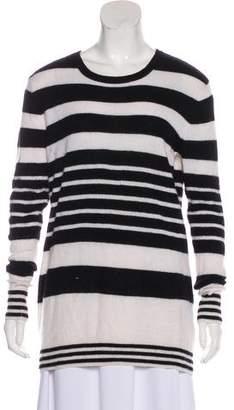 Equipment Cashmere Knit Sweatshirt
