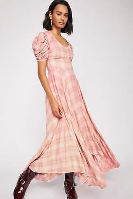 LoveShackFancy Coralie Maxi Dress