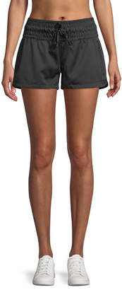 Blanc Noir Glider Drawstring Shorts