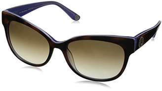Juicy Couture Women's Ju577s Oval Sunglasses