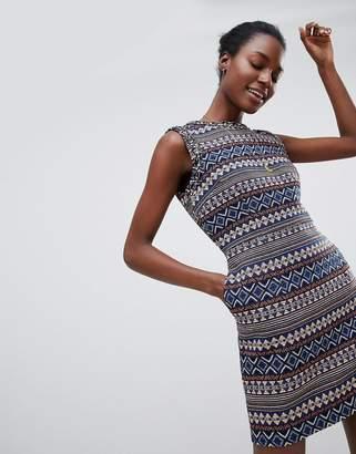 Deby Debo Iliana Patterned Dress