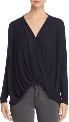 Vero Moda Luna Honie Jersey Draped Top