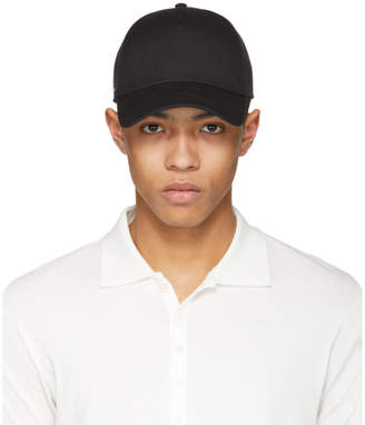 Tiger of Sweden Black Hindsal Cap