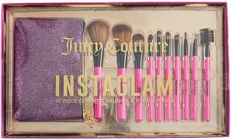 Juicy Couture Instaglam 10-Piece Brush Set