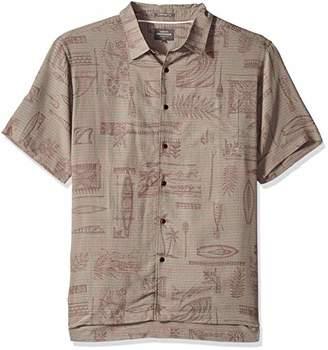 Quiksilver Men's HANA Hooks Shirt