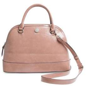 Anne Klein Logo Convertible Satchel