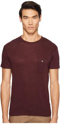 Todd Snyder Linen Jersey Classic Button Pocket T-Shirt Men's T Shirt