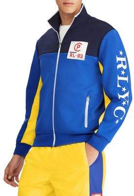 Polo Ralph Lauren CP-93 Double-Knit Track Jacket