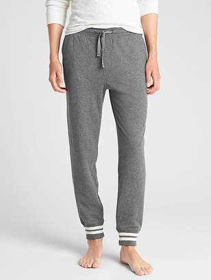 Double-Knit Joggers