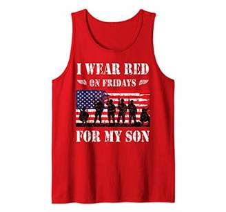 Friday Military Son Remember Everyone Deployed Tank Top
