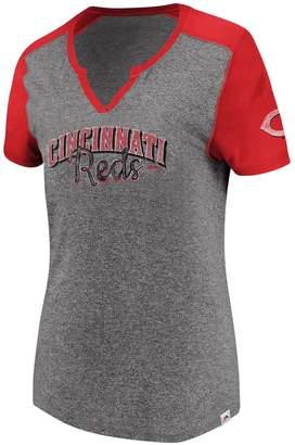 Majestic Women's Cincinnati Reds Invulnerable Tee