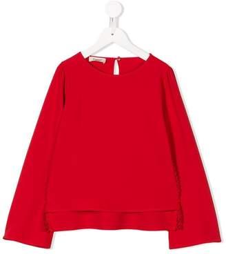 Pinko Kids round-neck sweater