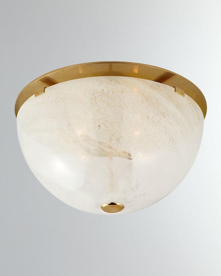 Aerin Serein Medium Flush Mount Light