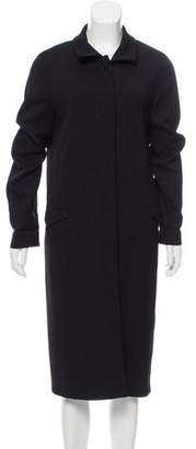 Ter Et Bantine Long Virgin Wool Coat
