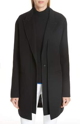 Rag & Bone Kaye Layered Vest & Coat