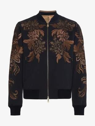 Dries Van Noten Vinny reversible bomber jacket