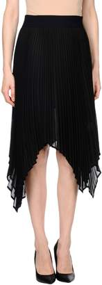 Enza Costa Knee length skirts