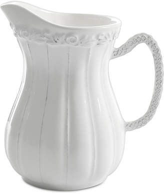 Gibson Madeira White Pitcher