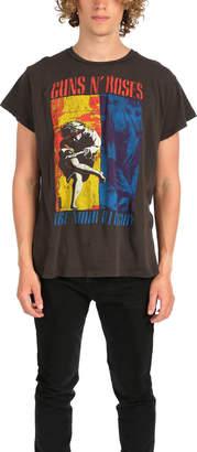 N. madeworn rock MadeWorn Guns N' Roses Use Your Illusion Tee