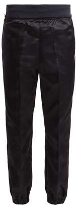 Undercover Silk Track Pants - Womens - Navy