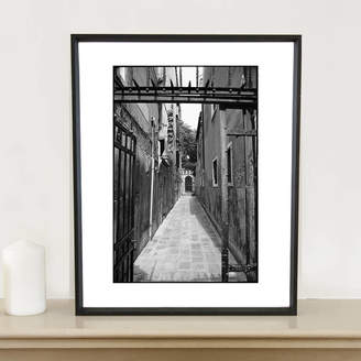 PAUL COOKLIN Iron Gate, Venice, Italy Photographic Art Print
