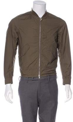 Beams Zip-Front Bomber Jacket w/ Tags