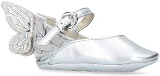 Sophia Webster Chiara Butterfly Heel Mary Jane Shoes