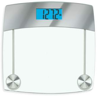 Homedics Mirror-Finish Digital Glass Scale - 100% Exclusive
