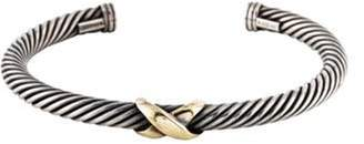 David Yurman X Bracelet silver X Bracelet