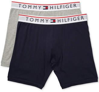 Tommy Hilfiger Men 2-Pk. Modern Essentials Boxer Briefs
