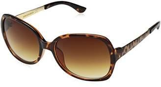 UNIONBAY Union Bay Women's U275 TSAN Square Sunglasses