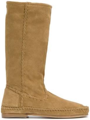 Alberta Ferretti mid-calf boots