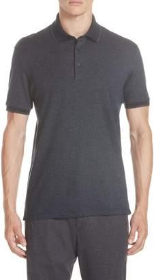 Ermenegildo Zegna Cotton Polo Shirt