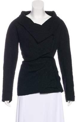 Lanvin Textured Silk Jacket