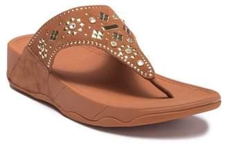 FitFlop Lulu Stud Thong Sandal