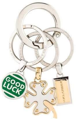Dolce & Gabbana Good Luck Keychain w/ Tags