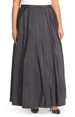 Alex Evenings Taffeta Ballgown Skirt
