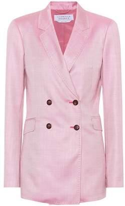 Gabriela Hearst Miles double-breasted blazer