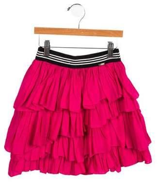 Junior Gaultier Girls' Layered Skirt