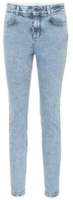 Stella McCartney High-waisted skinny jeans