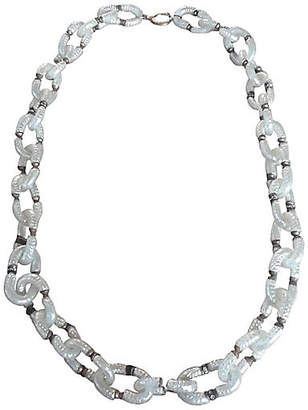 One Kings Lane Vintage Chanel Archimede Seguso Necklace