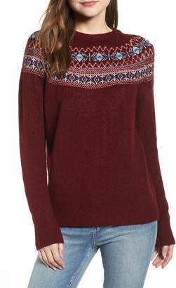 Cotton Emporium Fair Isle Sweater