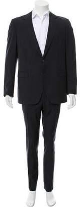 Lanvin Wool Two-Button Suit