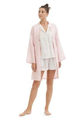 Country Road Linen Robe