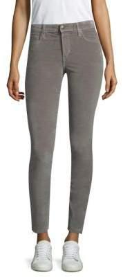 Joe's Jeans Icon Velvet Skinny Pants