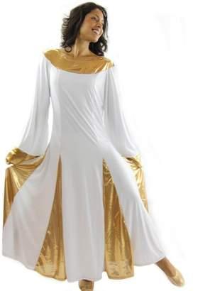 Danzcue Womens Praise Robe Dress