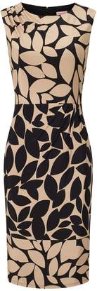 Phase Eight Leora Leaf Print Dress