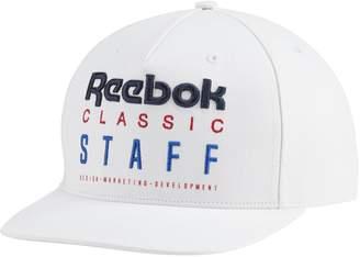 Reebok (リーボック) - CL スタッフ 6 パネル キャップ